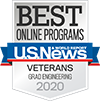 #12 Best Online Graduate Engineering Programs for Veterans