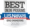 #15 Best Online Graduate Engineering Programs
